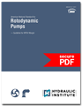 Rotodynamic Pumps Guideline for NPSH Margin (ANSI/HI 9.6.1-2017 - secure PDF)