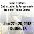 Train the Trainer Event for Pump Systems Optimization & Assessments