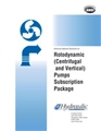Web-based Standards Subscription Package 3: Rotodynamic (Centrifugal and Vertical) Pumps