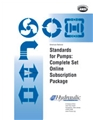 Web-based Standards Subscription Package 7: Complete Set