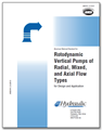Rotodynamic Vertical Pumps of Radial, Mixed, and Axial Flow Types for Design and Application (ANSI/HI 2.3-2013)