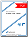 Hydraulic Institute Program Guideline for HI Energy Rating Program (HI 40.5-2016)