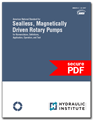 Sealless Magnetically Driven Rotary Pumps for Nomenclature, Definitions, Application, Operation, and Test (ANSI/HI 4.1-4.6-2017 - secure PDF)