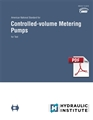 Controlled-Volume Metering Pumps for Test (ANSI/HI 7.6-2018 - secure PDF)