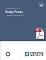Rotary Pumps - Guidelines for Condition Monitoring (ANSI/HI 9.6.9-2018)