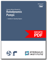 Rotodynamic pumps – Guideline for Operating Regions (ANSI/HI 9.6.3-2017 - secure PDF)
