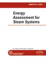 ASME EA-3 - 2009 Energy Assessment for Steam Systems (Secure PDF)