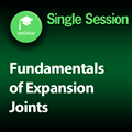 Fundamentals of Expansion Joints and How They Interrelate with Pump Piping and Nozzle Loads: 1-Part Webinar