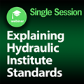Explaining Hydraulic Institute Standards