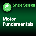 Fundamentals of Motors On-Demand Webinar