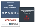 ANSI/HI Pump Standards Set Version 4.1 and 4.2 upgrade(download)