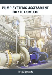 Pump Systems Assessment: Body of Knowledge