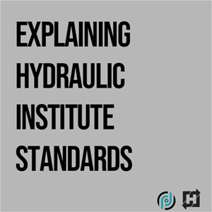 Explaining Hydraulic Institute Standards: 1-Part On-Demand Webinar