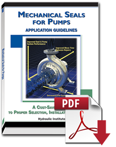 Mechanical Seals for Pumps: Application Guidelines (Secure PDF)